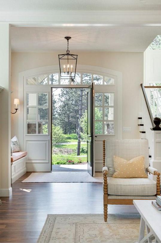 Fresh Farmhouse House Interior Home Interior