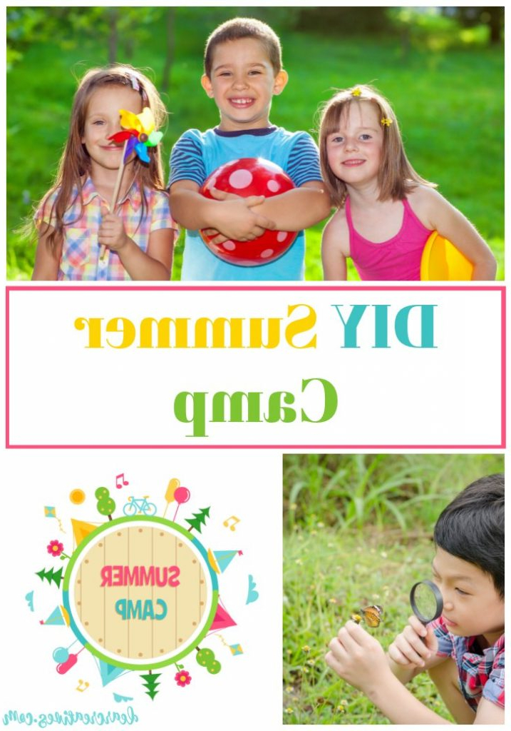 Fun Stuff For The Kids Diy Summer Camp Activities Games