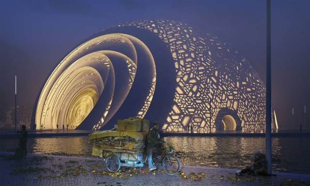 Gallery Of Steven Chilton Architects Guangzhou Theater Is