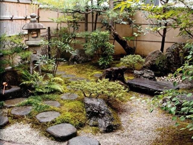 Garden And Lawn Best Courtyard Garden Designs Japanese