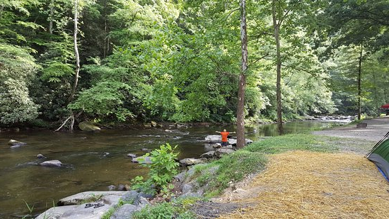 Get A Campsite On The River Picture Of River Valley Rv