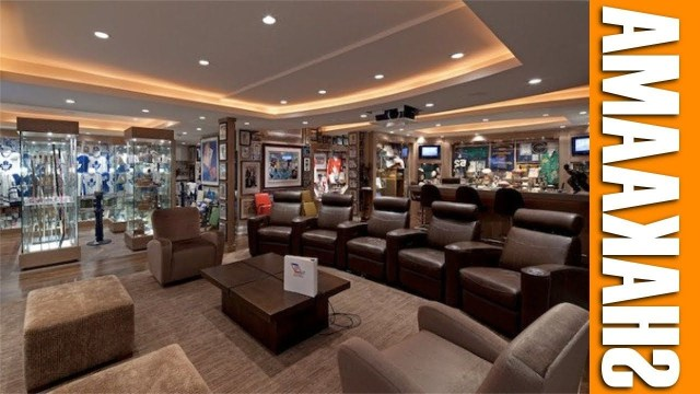 Girl Gets Offended Beautiful Man Caves Man Cave