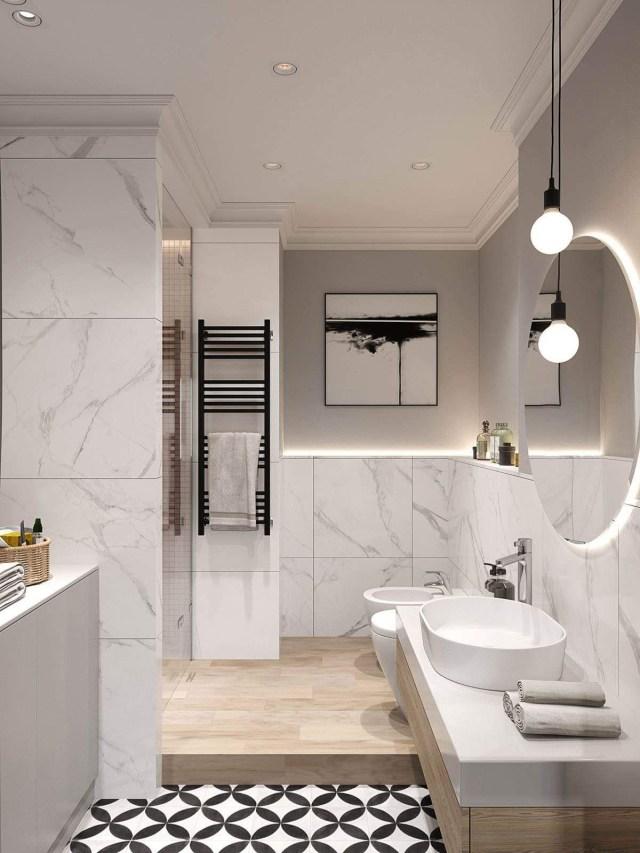 Gorgeous Bathroom Modern Design Modern Home Bathroom
