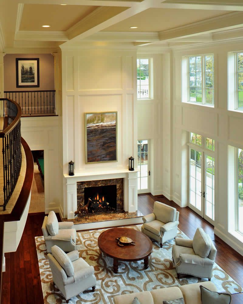 Greenbrier Custom Home From Mcconnell And Ewing Architects