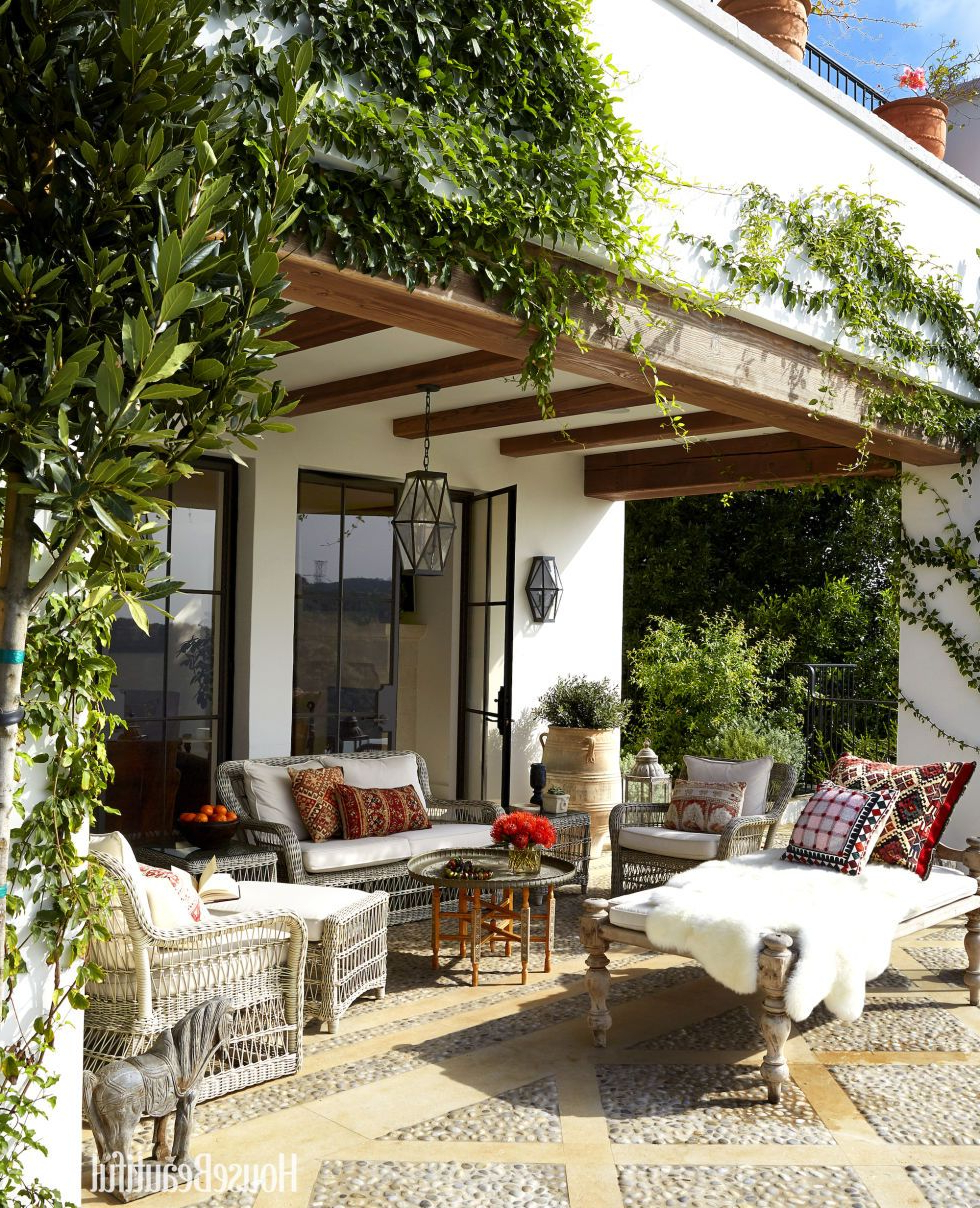 Heres How To Make Your Patio Look Luxe No Matter The Size