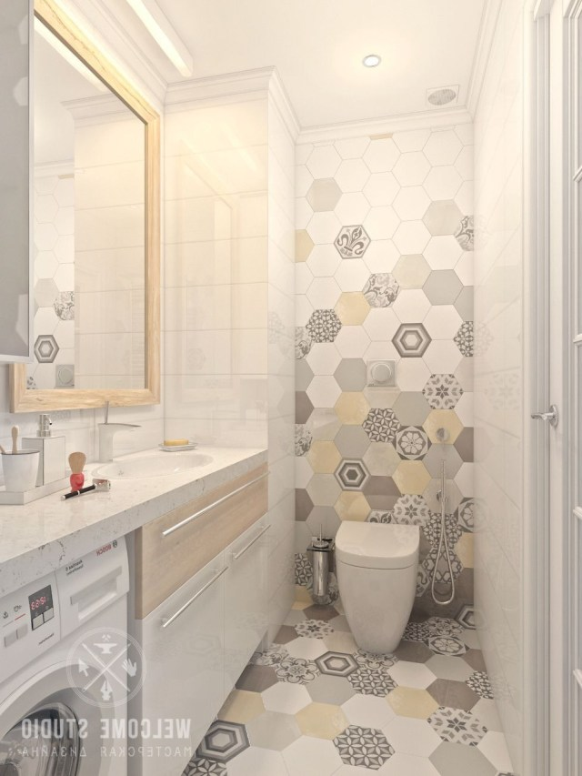 Hexagon Pattern Tiles For Amazing Wall Or Floor Designs