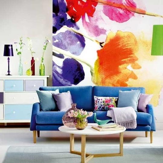 Home Dcor Colour Tips My Decorative