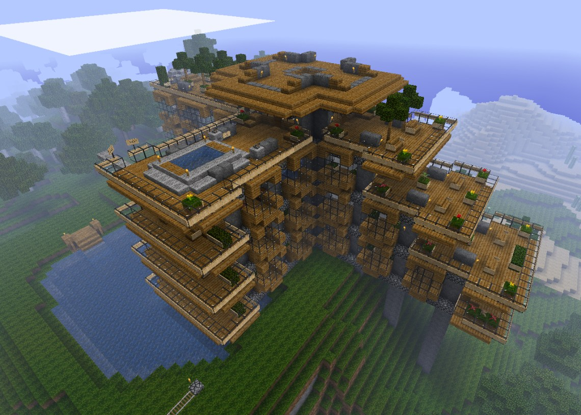 Home Design Cool Minecraft Houses For Inspiring Modern