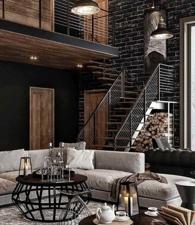 Houseofvdm Love Industrial Chic Interior Chic