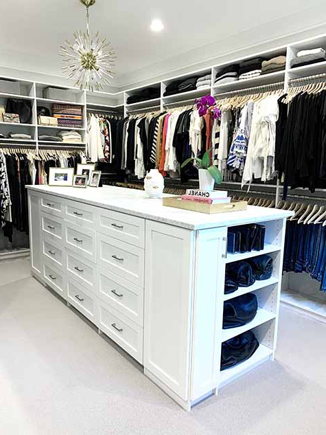 How Custom Storage Solutions And Organized Methods Work