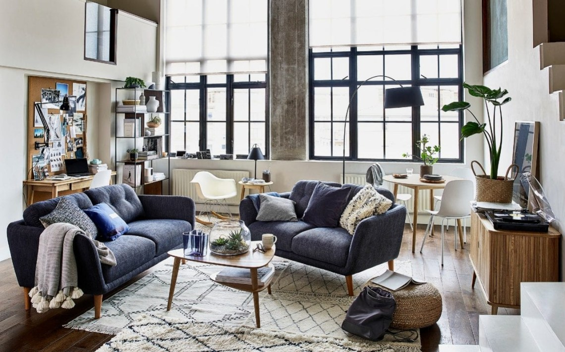 How The Living Room Came Back To The Heart Of The Home