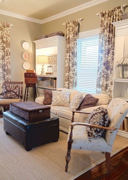 I Love The Mix Of Wood And White Furniture This Could Be