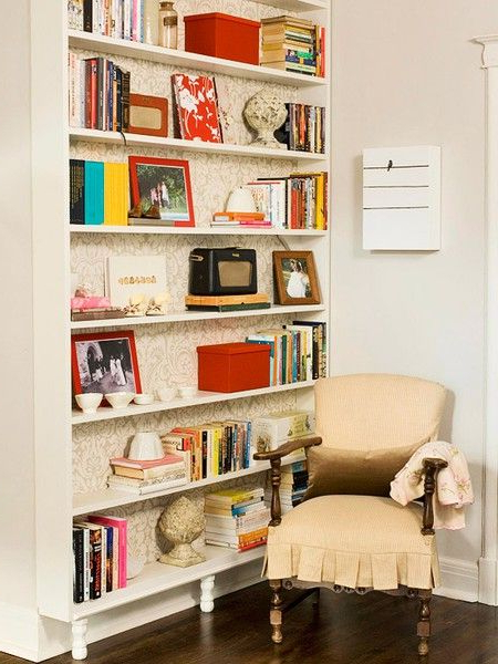 I Love This Narrow Bookcase It Would Be Great For A Small