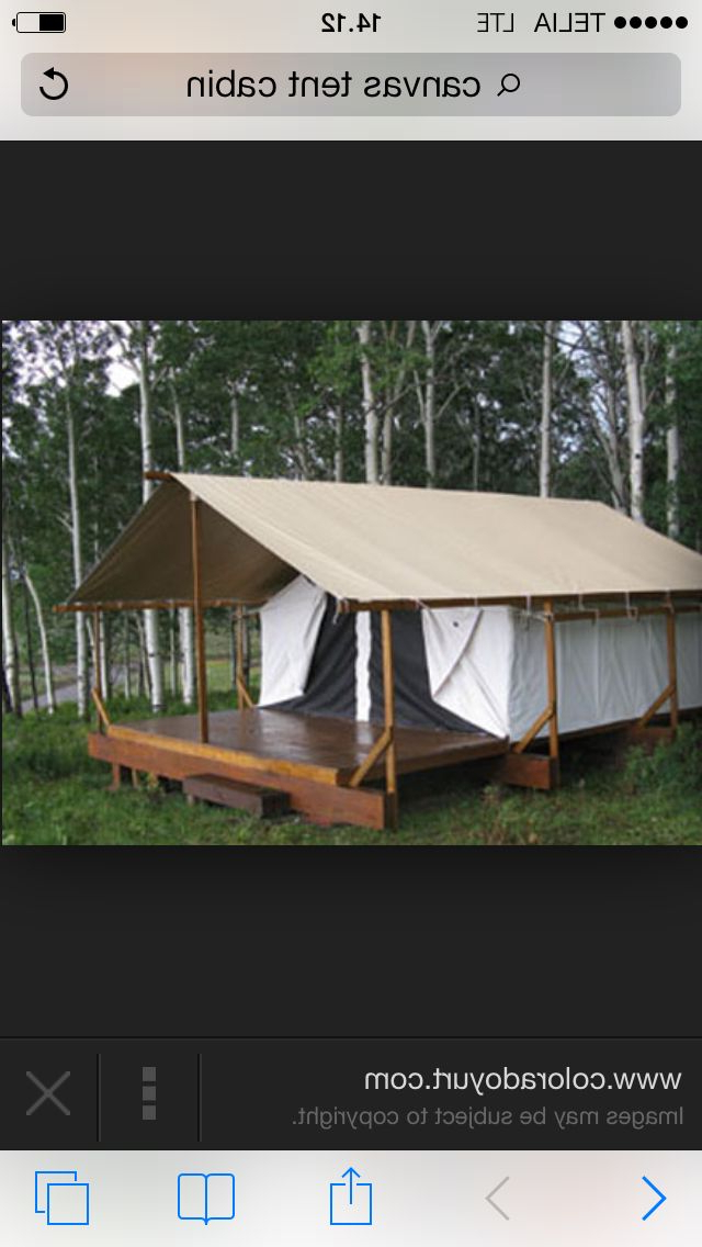 Idea Lynn Watkins On Random Tent Platform Tent