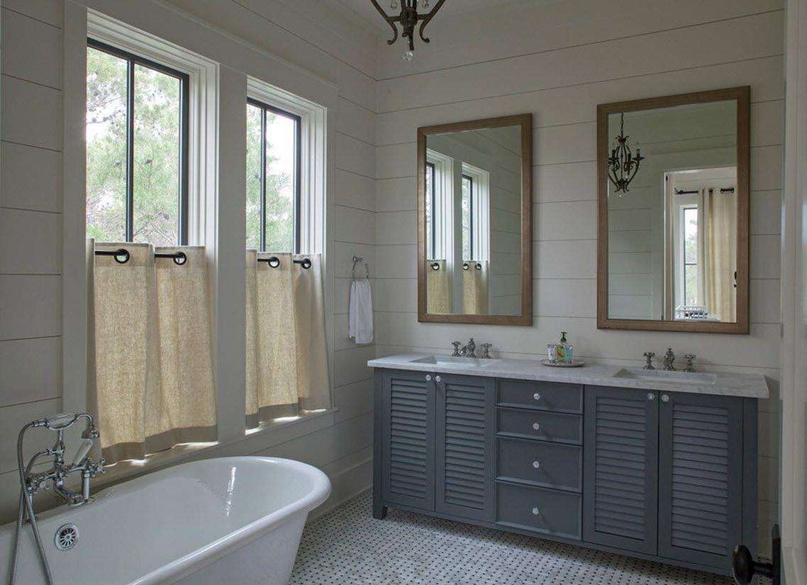 Ideas For Bathrooms Vanity Design Mirrors Window