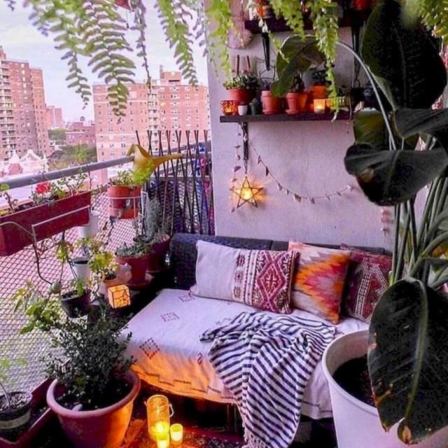 Image Hannes Van Den Berg On Balcony Apartment
