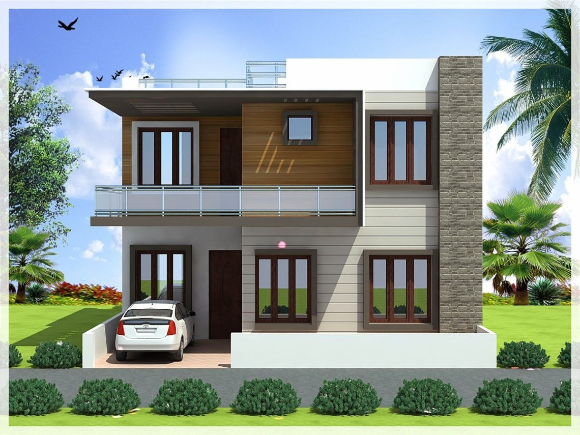 Image Result For Simple Best House Elevation Duplex