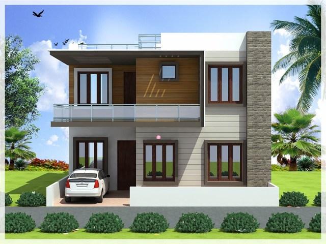 Image Result For Simple Best House Elevation Duplex