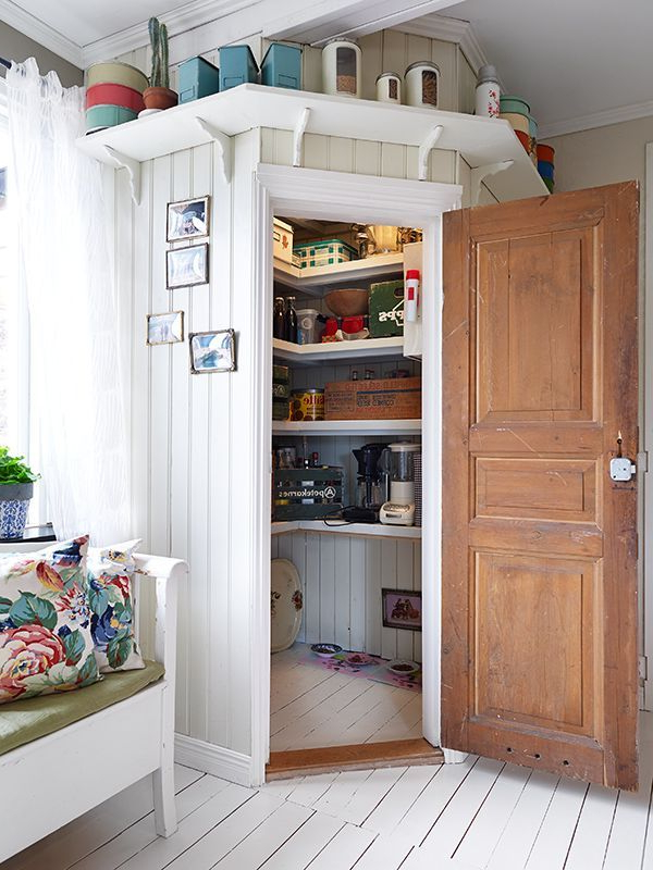 Image Result For Turning A Corner Kitchen Pantry Into A