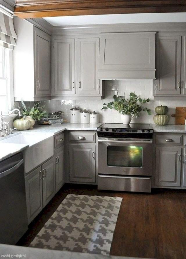 Incredible Farmhouse Kitchen Cabinets Design Ideas 15 In