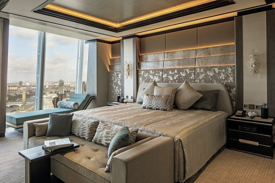 Inside The 10000 A Night Suite At The Shard Hotel