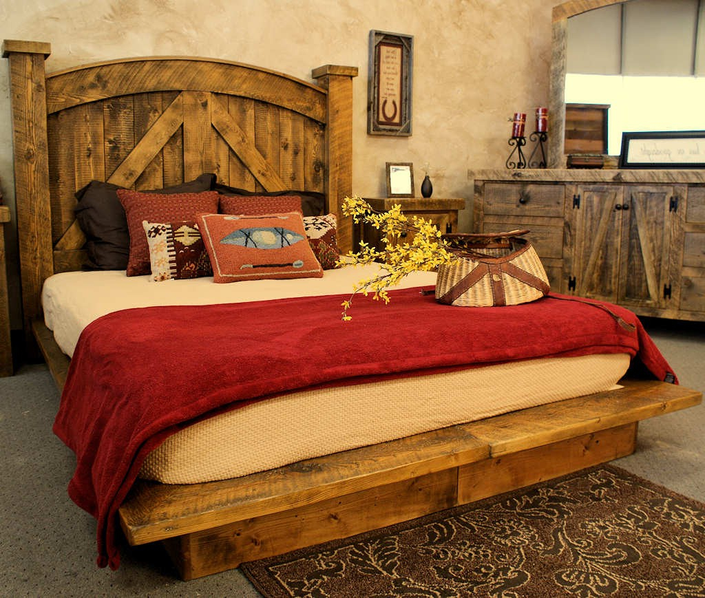 Inspiring Rustic Bedroom Decor Ideas Homesfeed