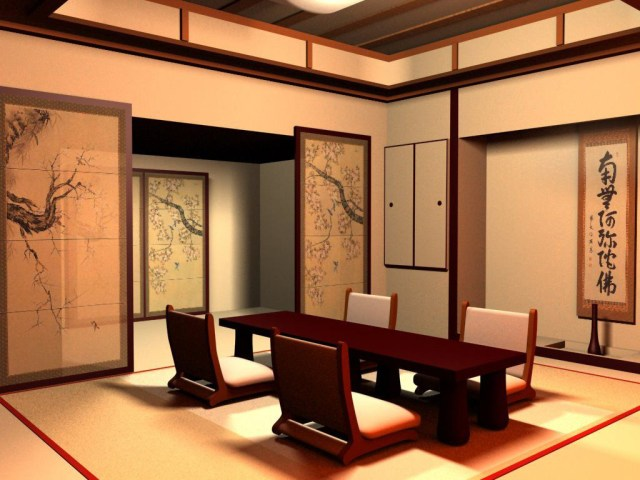 Inspiring Traditional Homes Chinese Layout Japanese