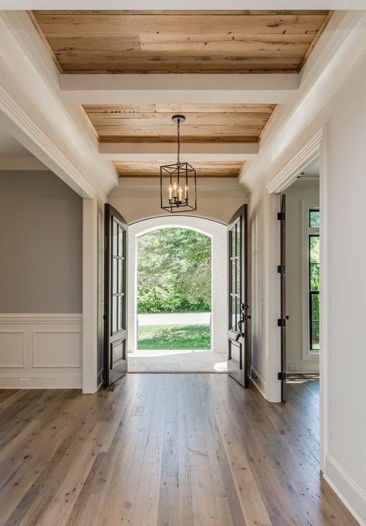 Install A Planked Ceiling In No Time At All Ceiling