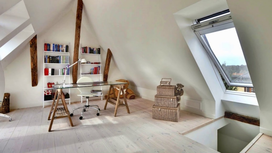 Interior Design Scandinavian Style Home Office Creative