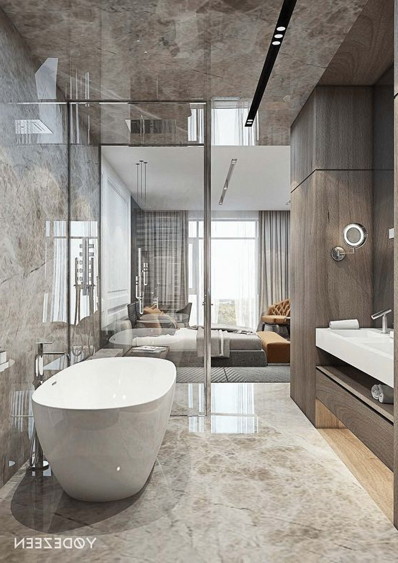 Interior Goals 25 Amazing Luxury Bathrooms Bathroom