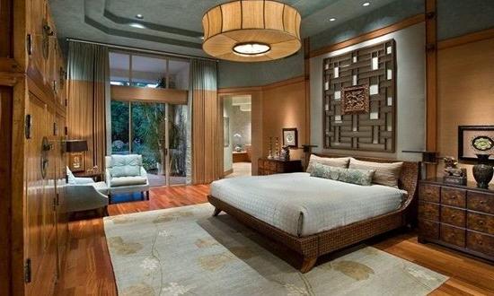 Japanese Bedroom Designs Natural Look Interior Design