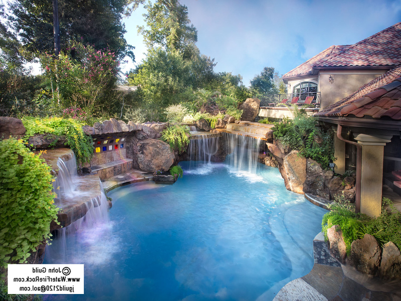 John Guild Photography Pools Luxury Pools Garden
