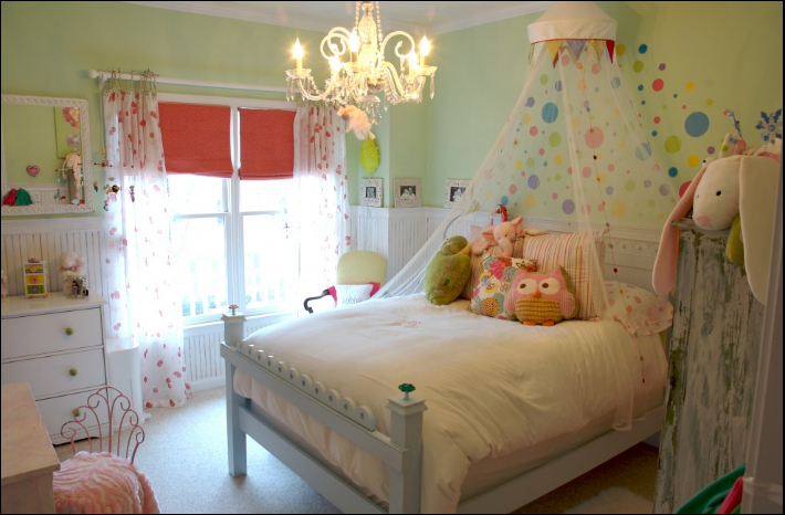 Key Interiors Shinay Girly Girl Vintage Style Bedrooms