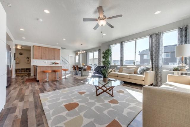 Kingsburg Home Floor Plans Mcarthur Homes