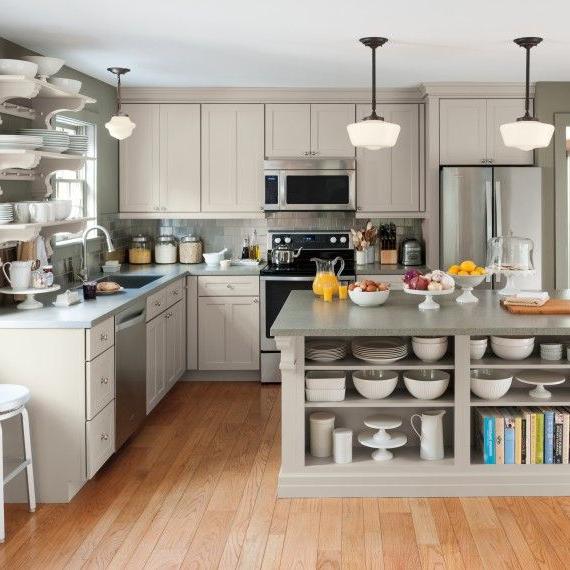 Kitchen Makeover Tips From The Home Depot Design Team Kitchen Design Martha Stewart Kitchen