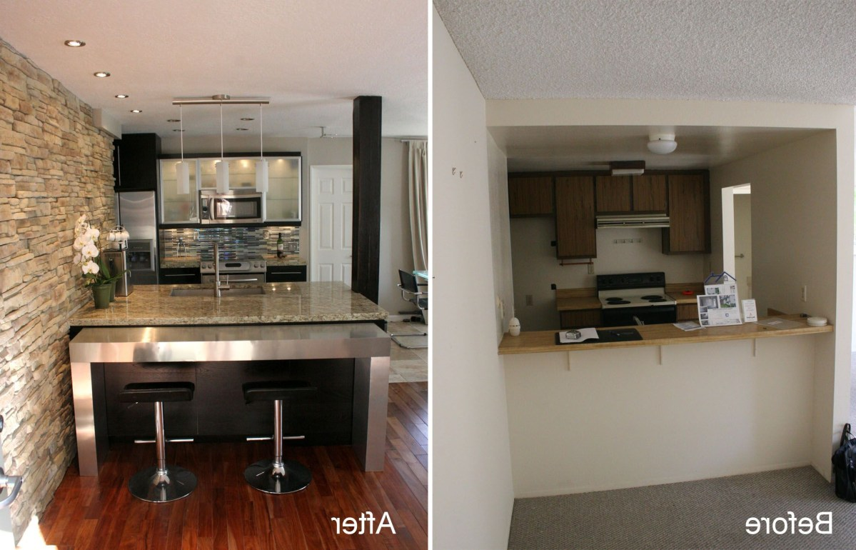 Kitchen Remodels Before And After Kitchen Planning And