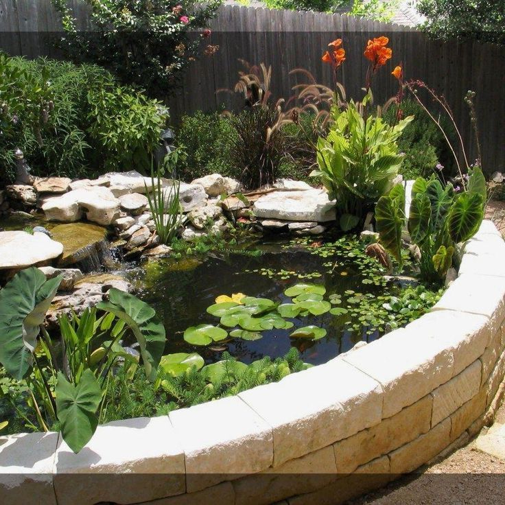 Koi Pond Designs Ponds Backyard Water Features In The