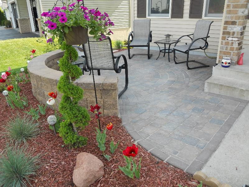 Landscape Contractor Woodbury Mn Devine Design Hardscapes