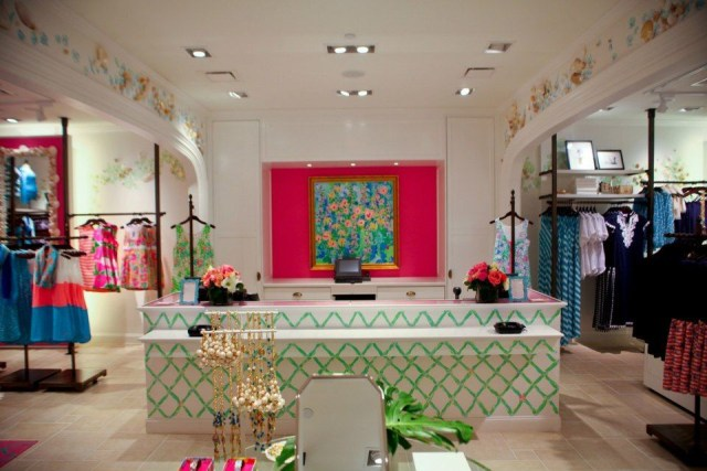 Lilly Pulitzer Kenwood Store Beautiful Interiors Lilly