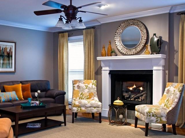 Living Room Design Is Elegant Balanced Kristen Pawlak
