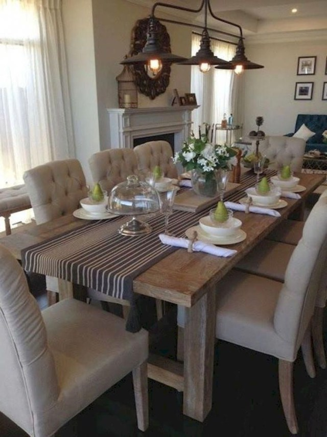 Living Room Dining Room Combo Decorating Ideas