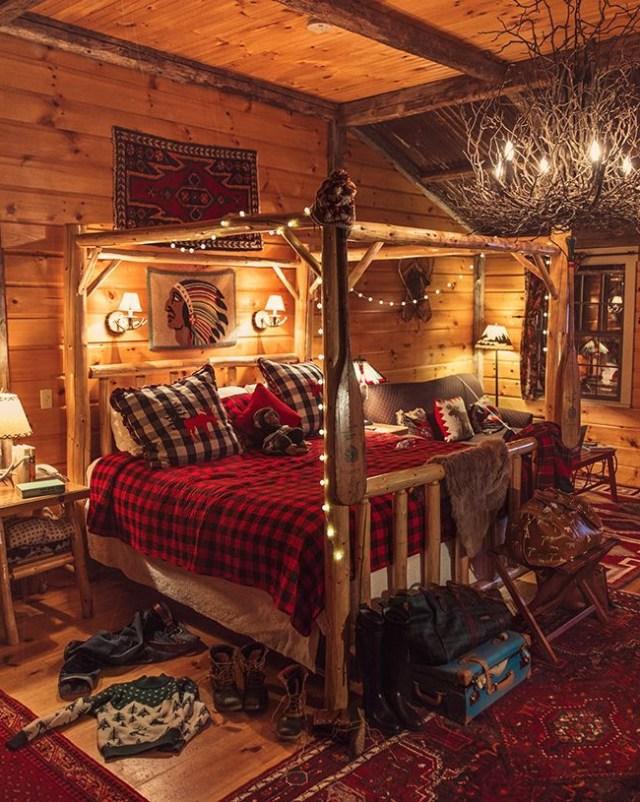 Log Cabin Bedroom Ideas Log Cabin Bedrooms Cozy House