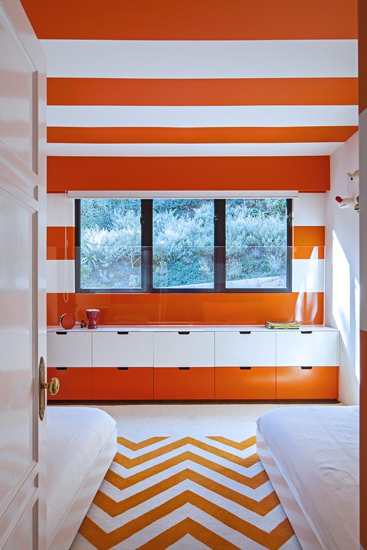 Los Feliz House Ghislaine Vias Interior Design Los