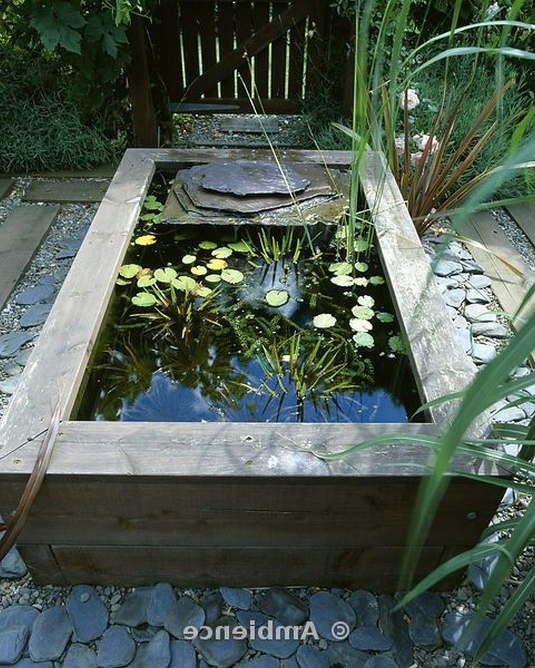 Lovely Diy Ponds To Make Your Garden Extra Beautiful
