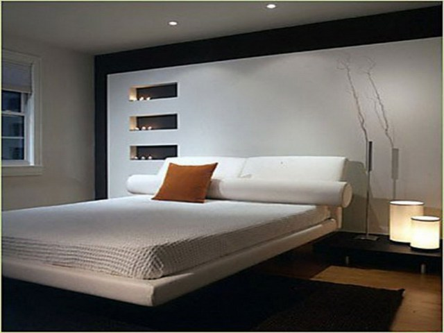 Lovely Modern Minimalist Bedroom Creative Maxx Ideas