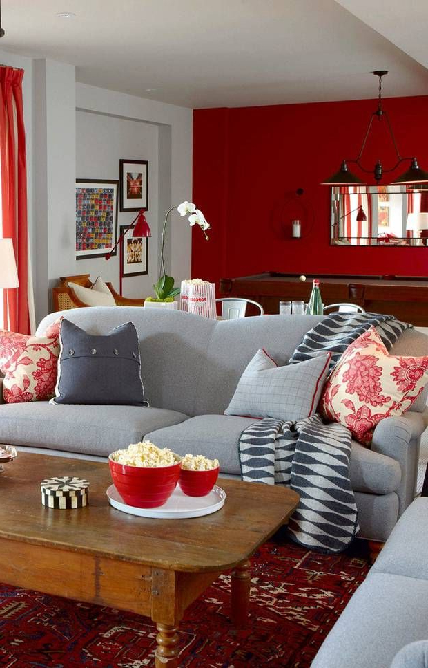 Make Your Basement Rec Room Chic And Inviting Living