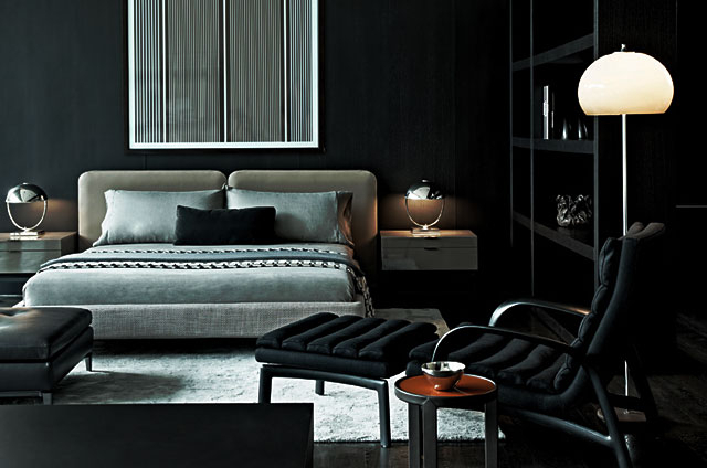 Masculine Bedroom 101 Interior Design Tips
