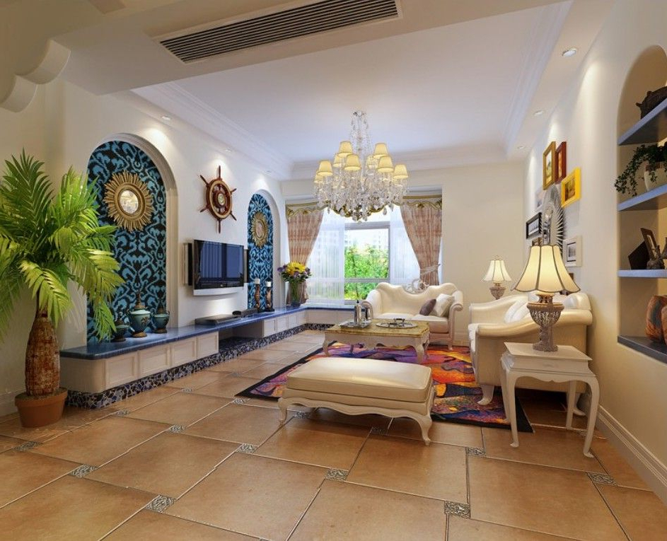Mediterranean Villa Decorating Ideas Google Search
