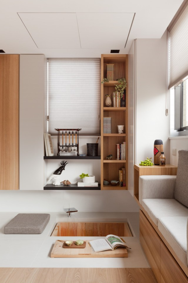 Minimalist Apartment Design That Has Been Influenced With