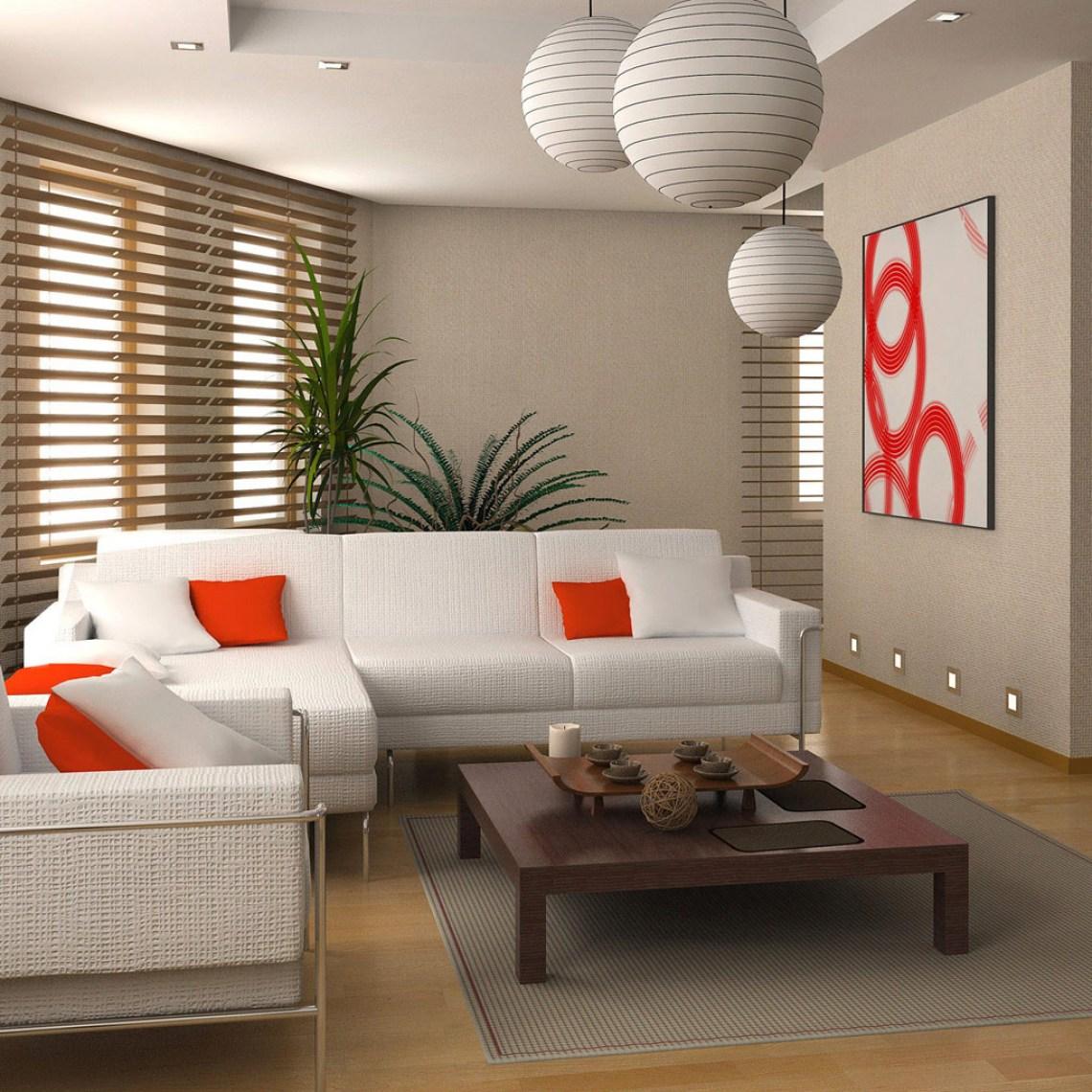 Miscellaneous Modern Living Room Interior Design Ideas